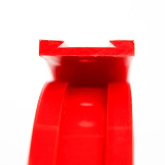 Red FCP QCR Plastic
