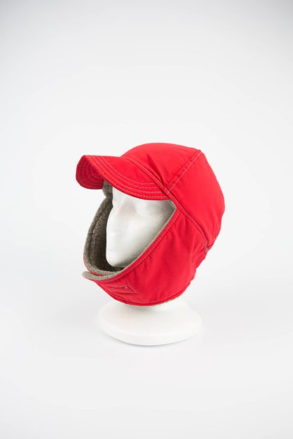 Musher Hat Red